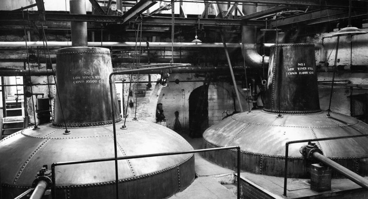 Midleton Very Rare - History of Midleton Distillery