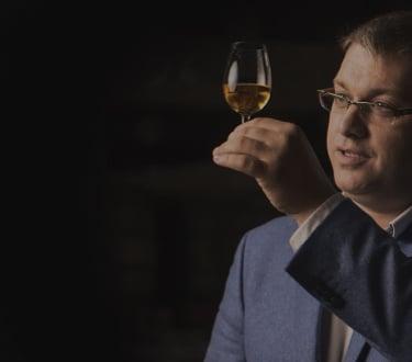 Former master Distiller Brian Nation