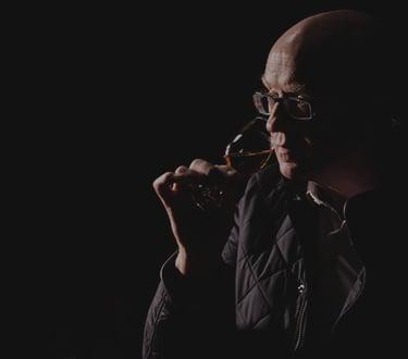 Master Distiller Kevin O'Gorman