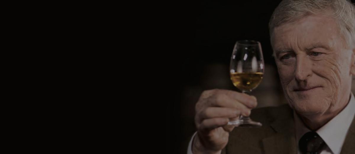 Master Distiller Emeritus - Barry Crockett
