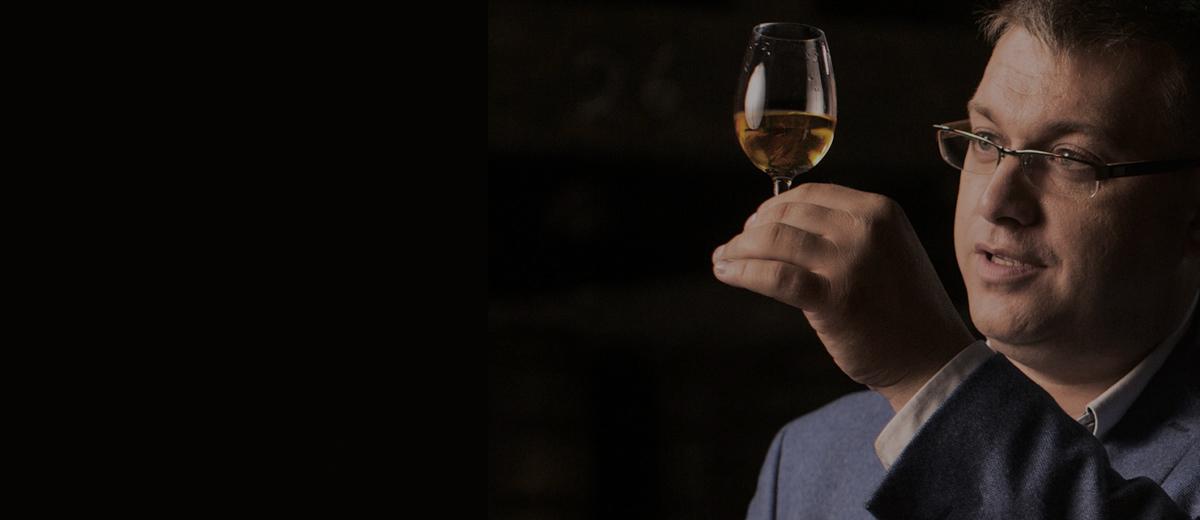 Former Master Distiller - Brian Nation