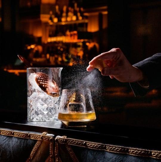 Irish Oak Old Fashioned